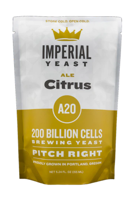 Imperial Yeast A20Citrus