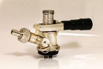Sankey Coupler D-Type Brass Body with SS Probe