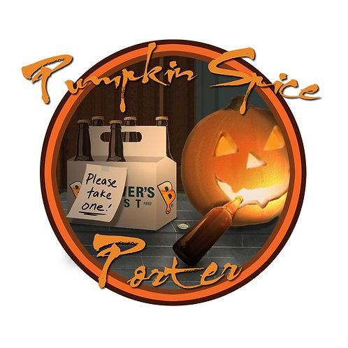 Pumpkin Porter Ingredient Package(Seasonal)