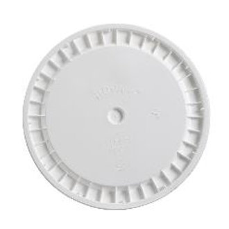 "Plastic Bucket Lid (12"", no hole)"