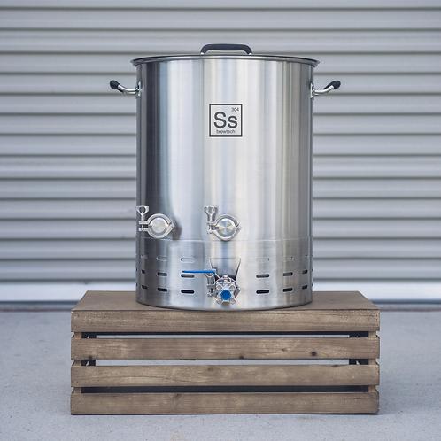 SS Brewtech 20 gallon Brewmaster Kettle