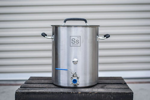 Ss Brewtech 5.5 gallon Kettle