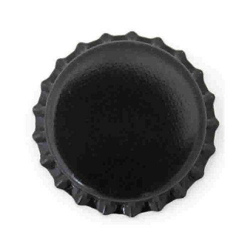 Black Crown Caps