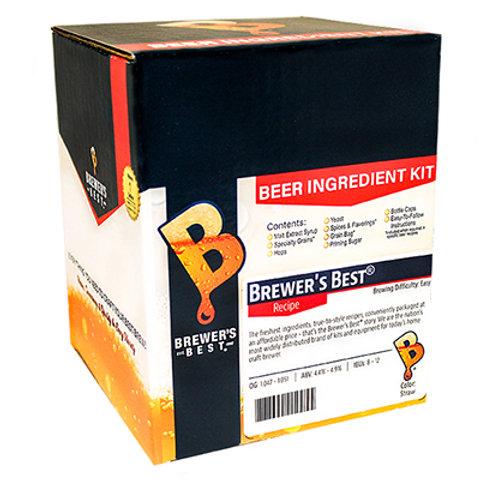 Brewer's Best Imperial Nut Brown Beer Kit