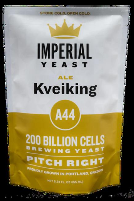 Imperial Yeast A44 Kveiking