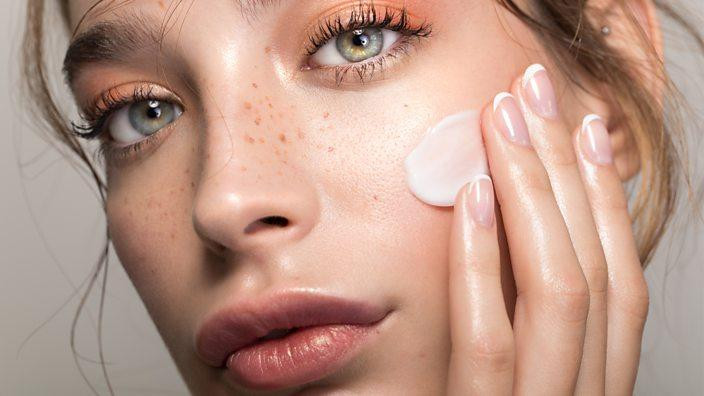 The negative environmental impact of beauty products (Getty via BBC)
