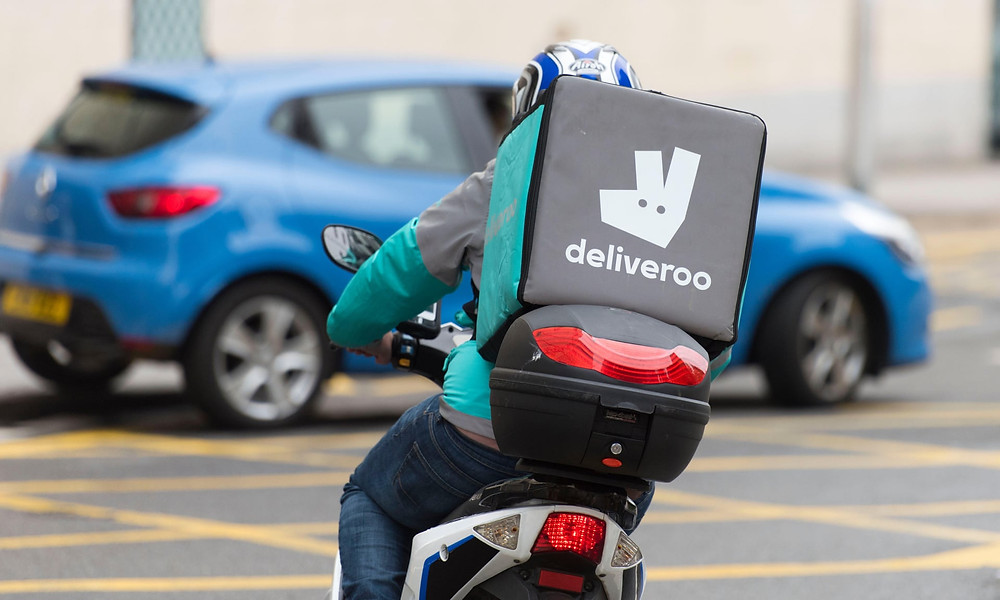 Coronavirus warning over lack of sick pay for gig economy like Deliveroo drivers