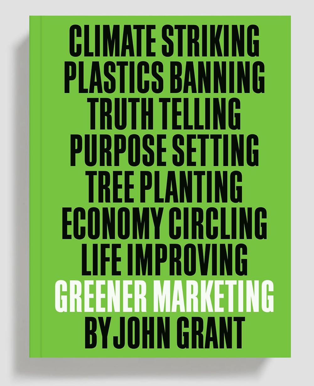 Greener Marketing by John Grant
