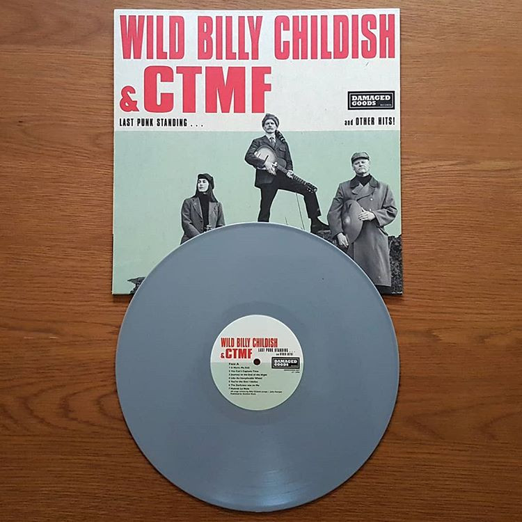 Wild Billy Childish - Last Punk Standing