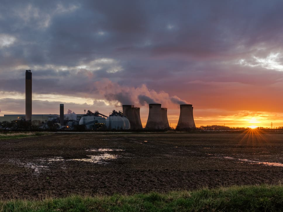 Drax power station: UK kicks the coal habit for more than two months