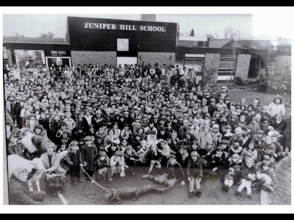 Juniper Hill School, early to mid 1970s