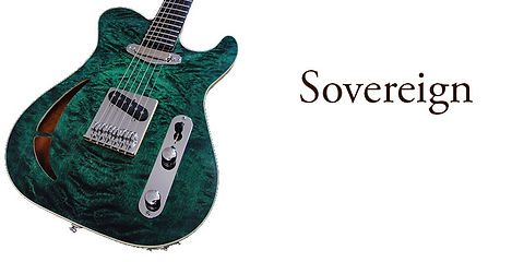 RLP Guitars Sovereign