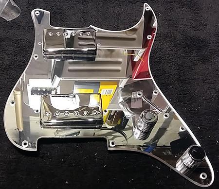 Custom Guitar Pickguard