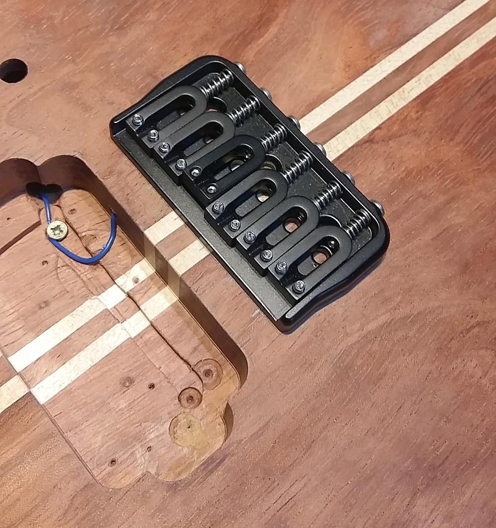 Custom Guitar Build