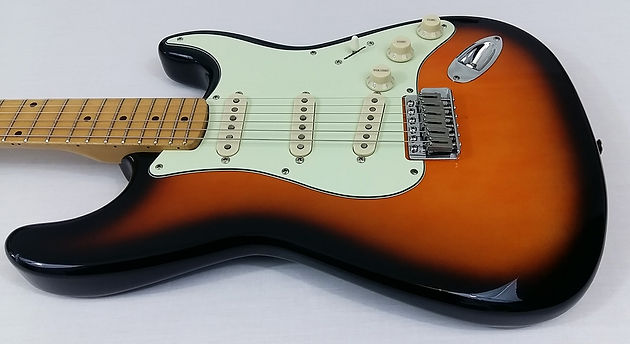 Seymour Duncan SSL-1 Demo   RLP Guitars - Luthier - Handmade