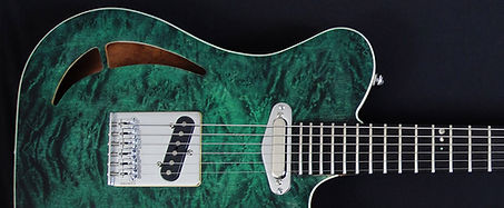 Custom Handmade Guitar, Liverpool Luthier