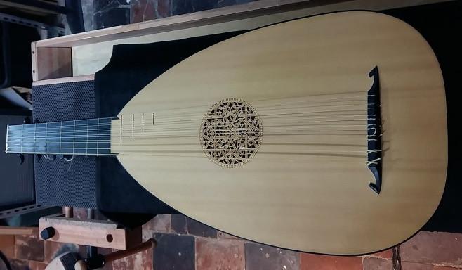 Guitar and Lute Repair
