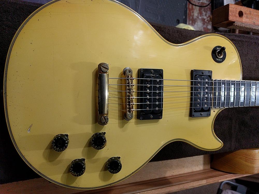 Vintage Les Paul Custom