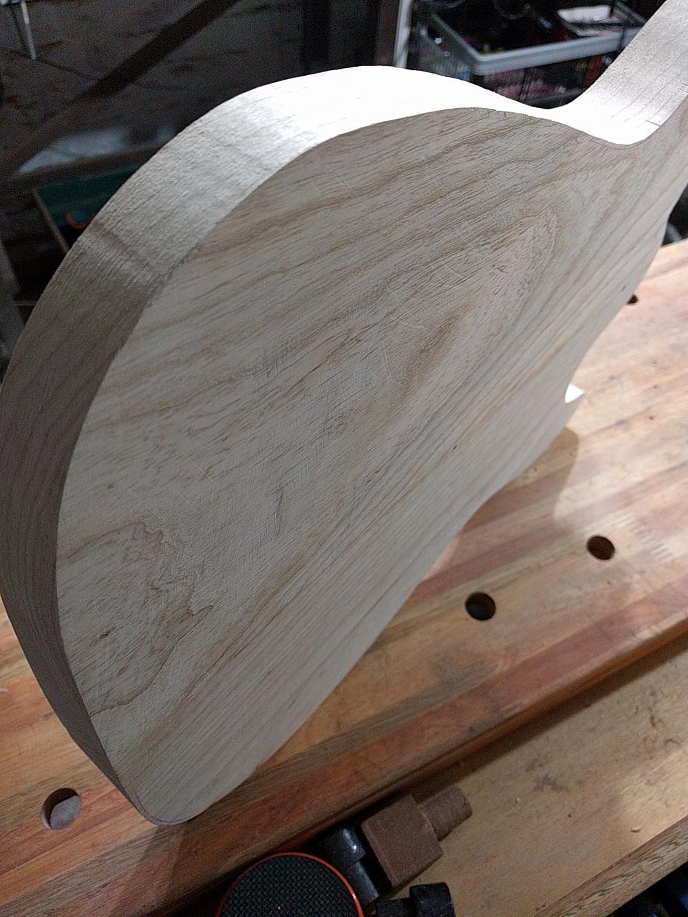 Contour Carve