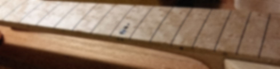 RLP Guitars - Luthier - Handmade Guitars - Guitar Repairs and Setups