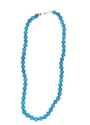 Lagoon Blue Quartz Necklace