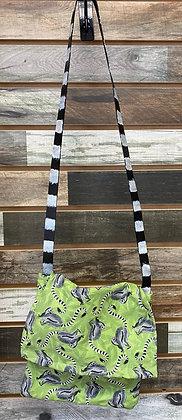 Lemurs Messenger Bag
