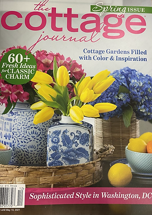 The Cottage Journal Spring Issue