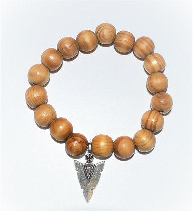 Arrowhead Stretch Bracelet