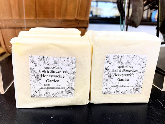 Honeysuckle Garden Bath & Shower Bar