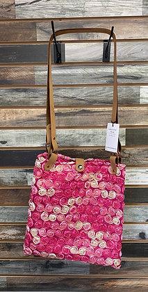 Rose Bouquet Tote Purse