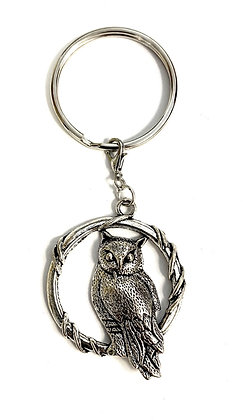 Owl Key Ring