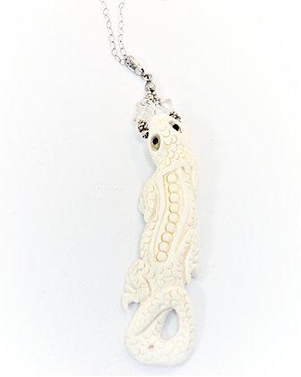 Lizard Necklace #1
