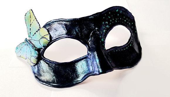 Twilight Moss Queen Mask