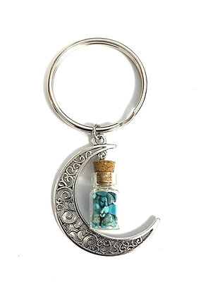 Celestial Key Ring