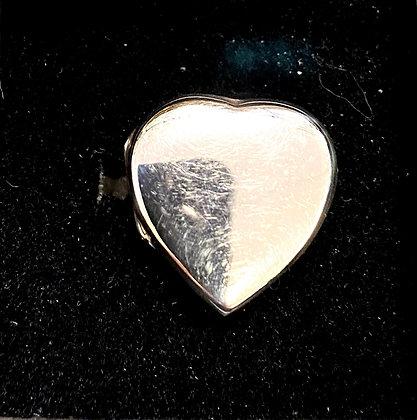 Heart Locket Ring