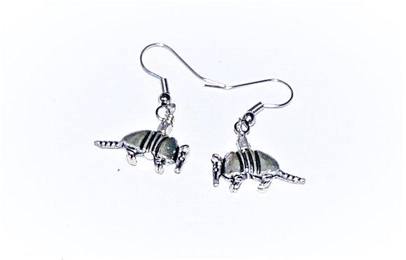 Armadillo Earrings