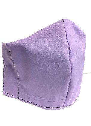 Cotton Mask-Child Size (Lavender)