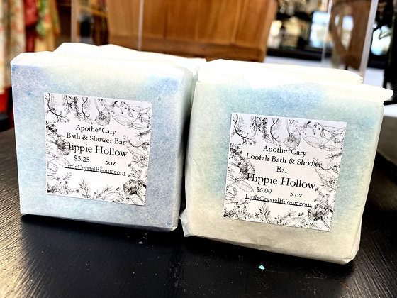 Hippie Hollow Loofah Bath & Shower Bar