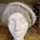 "Thumbnail: Crochet Acrylic Mohair Hat ""Fog"""