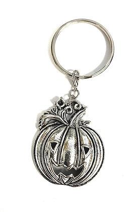 Jack O'Lantern Key Ring