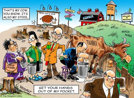 The City of Calgary's Cash Cow Needs Wrangling