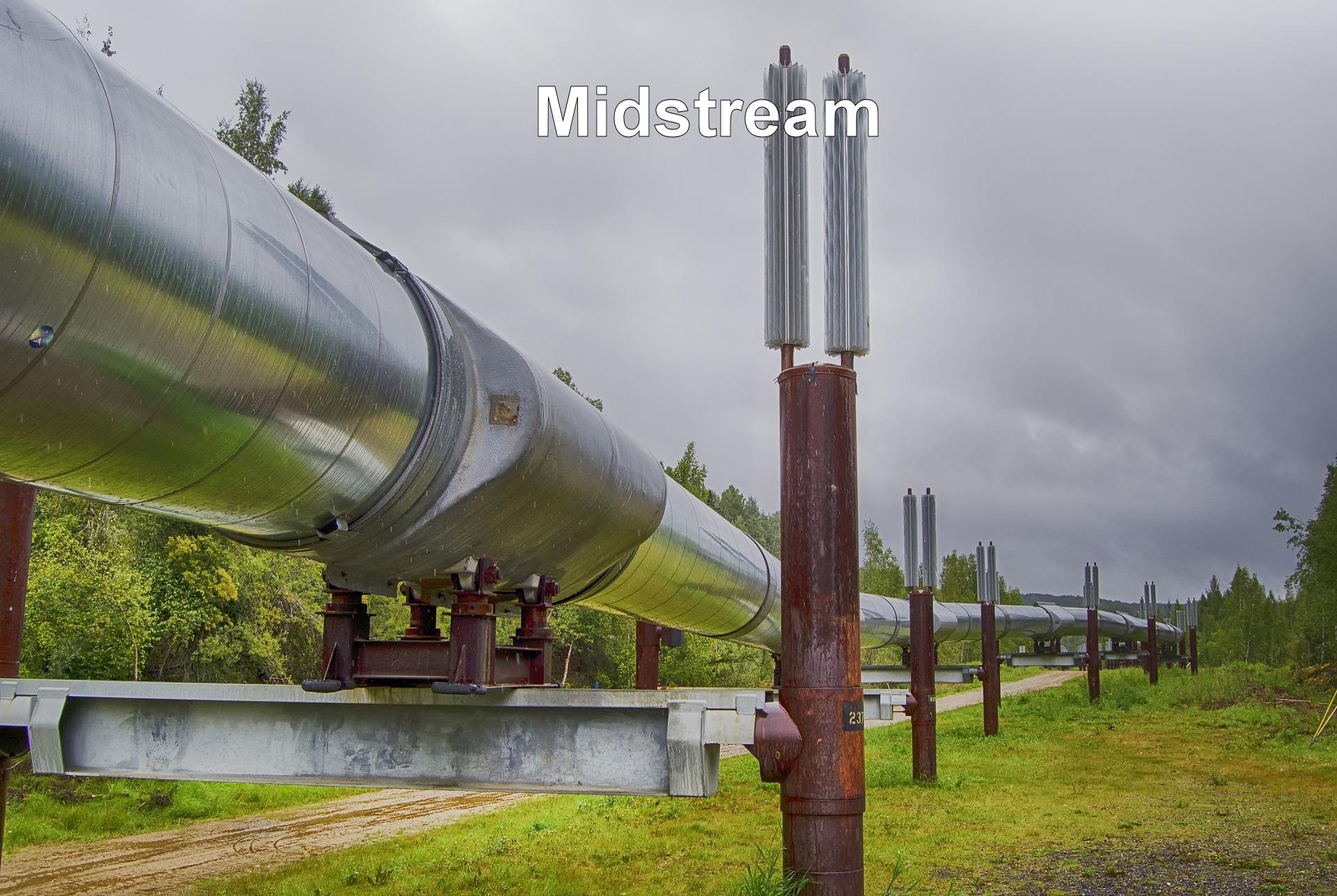 Midstream Oil & Gas