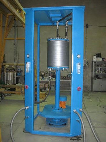 Polymeric Ceramic Membrane Unit