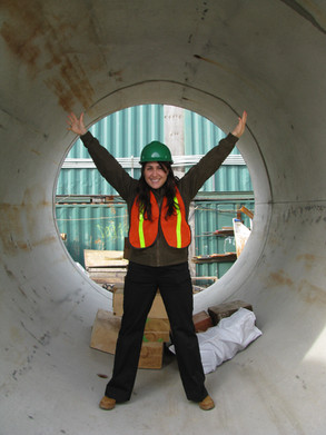 The opportunities for women in construction are limitless!