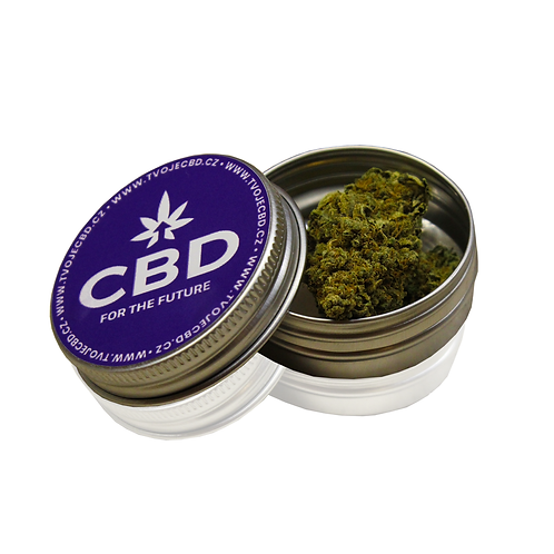 Tvoje CBD Chronic weed 1g