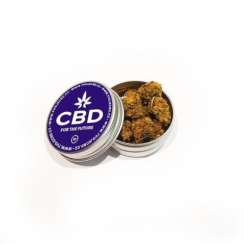 Tvoje CBD Cannatonic weed 1g