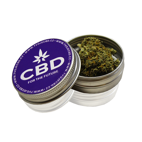 Tvoje CBD Gelato weed 1g