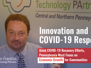Amid COVID-19 Recovery Efforts, Pennsylvania Must Focus on Economic Growth for Communities