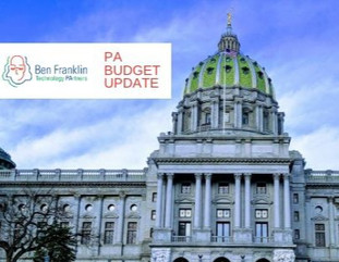 Proposed Budget Perpetuates Reduced Funding Levels for Ben Franklin