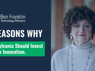 Four Reasons Why:  Pennsylvania Should Invest in Tech Innovation